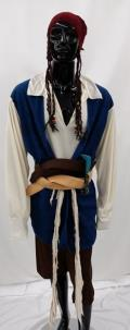 Rental store for PIRATE CAPTAIN COSTUME in West Lafayette IN