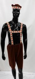 Rental store for LEDERHOSEN, GERMAN OUTFIT, MALE in West Lafayette IN