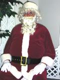 Rental store for SANTA SUIT VELVET - LARGE in West Lafayette IN