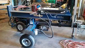 Where to find LOG SPLITTER, 22 TON 5 HP in West Lafayette