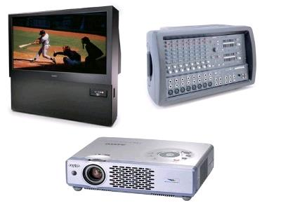 Rent A/v Equipment
