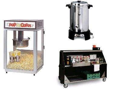 Rent Concession & Food Service Equipment