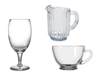 Rent China , Glassware, & Silverware