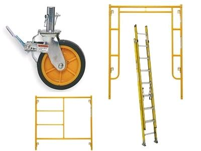 Rent Scaffolding, Lifts, & Ladders