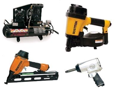 Rent Air Tools And Compressors