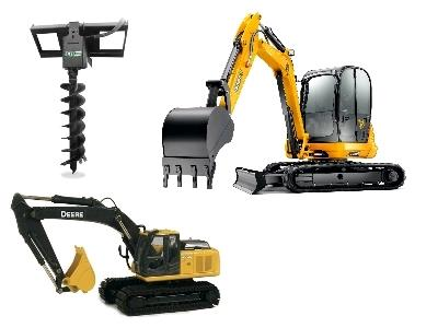 Rent Excavation Tools