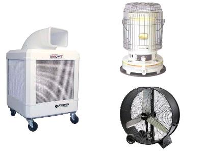 Rent Heating & Cooling Tools