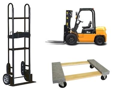Rent Material Handling & Moving Equipment